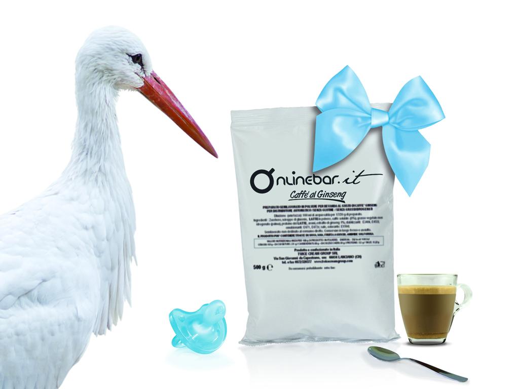 Nasce il caffè al ginseng firmato Onlinebar.it