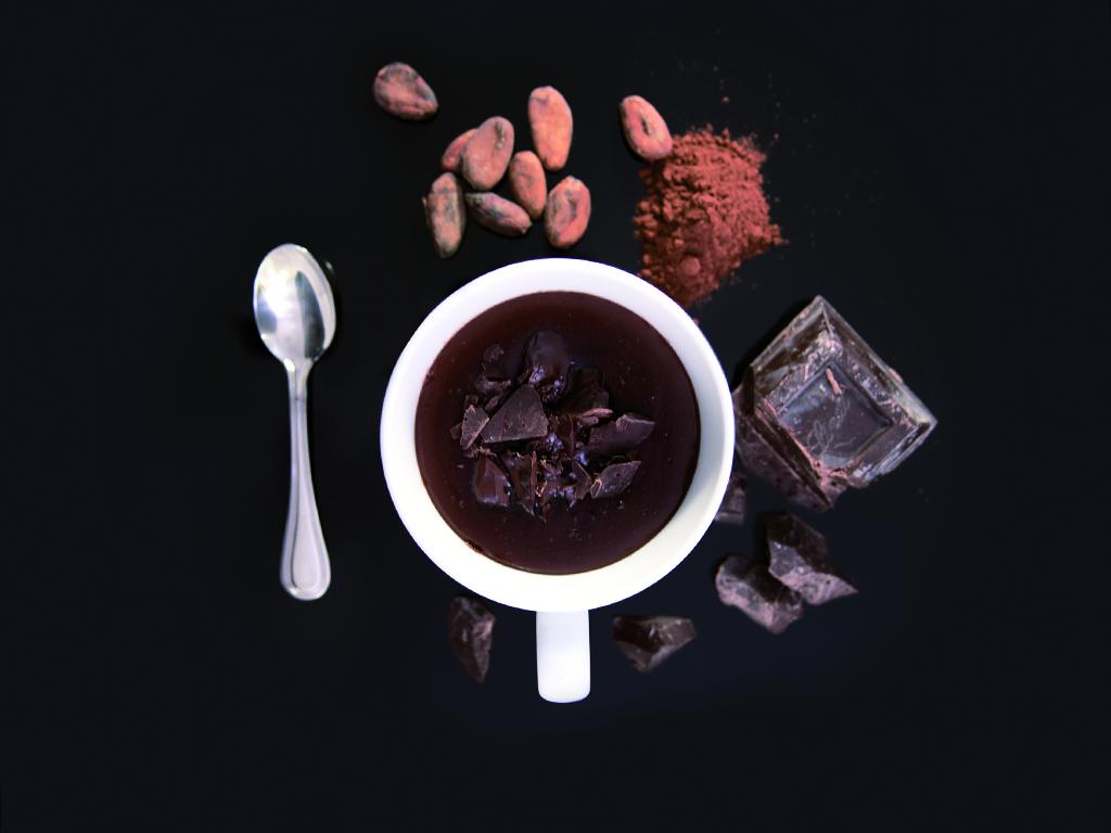 Barista, una cioccolata calda senza glutine e vegana, grazie.