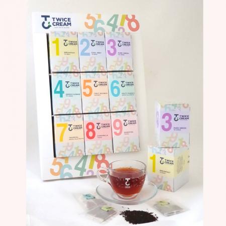 Kit tè infusi tisane